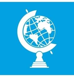 Nice earth globe vector