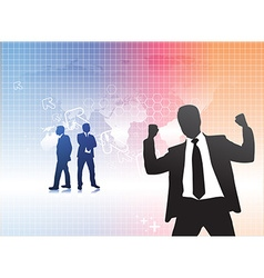Business conceptual vector