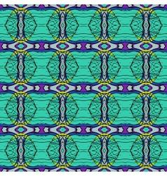 Rich elegant linear seamless pattern vector