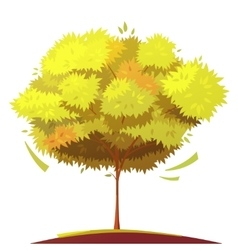 Tree Isolated Cartoon vector image