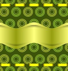 Luxury classic background vector image