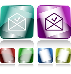 -mail ok vector