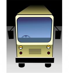 caravan vector image vector image