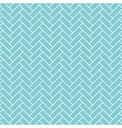 herringbone pattern background vector image vector image