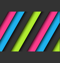 Abstract background in neon colors wallpaper vector