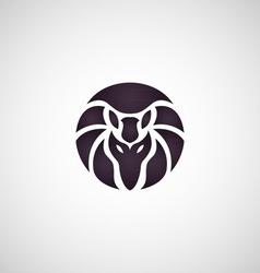 ARMADILLO logo vector image vector image