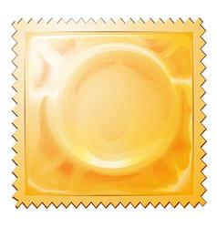 A condom vector image