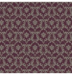 intage Royal Classic ornament pattern vector image