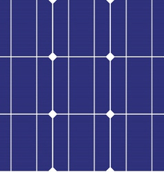 Photovoltaic seamless pattern vector