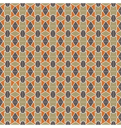 Fine seamless pattern chocolate vector