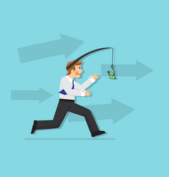 motivation in business vector image