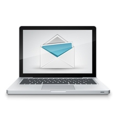 mail concept vector image vector image