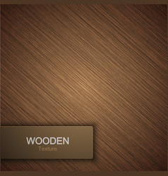 modern wooden background vector image vector image