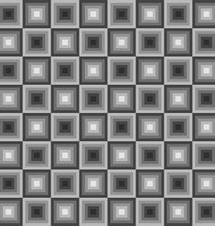 Square seamless geometric pattern vector