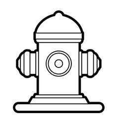 Fire hydrant use vector