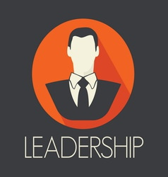 leadership2 resize vector image vector image