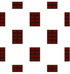 Chocolate pattern seamless vector