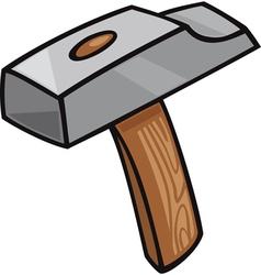 hammer clip art cartoon vector image