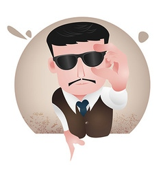 Tycoon preview vector