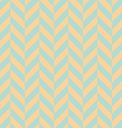 Retro seamless pastel color background vector