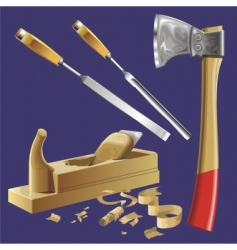 joiners tools vector image