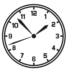 clock-Timer vector image