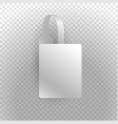 shelf wobbler discount label isolated on vector image vector image