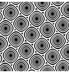 Abstract monochrome texture vector