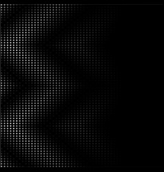 Carbon dotted wave seamless pattern abstract vector