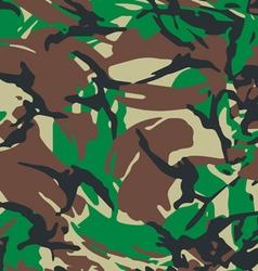 British army modern camouflage vector