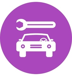 Car repair i vector