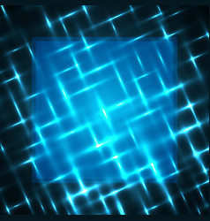 Abstract light background with blank frame space vector