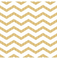 Classic chevron stripe glitter shimmer seamless vector