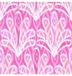 Ethnic hand drawn seamless pattern vector