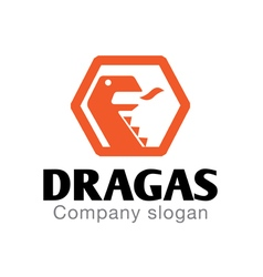 Dragas design vector
