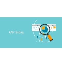 Ab testing vector