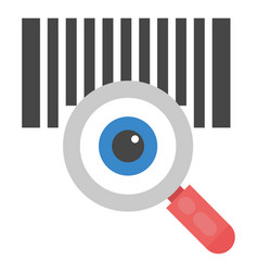 Barcode search vector