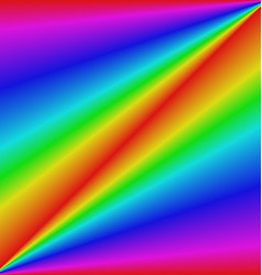 Gradient rainbow z letter background design vector