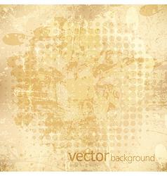 Grunge Textures 14 vector image vector image