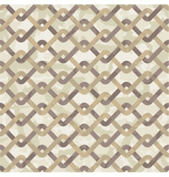 Seamless netting pattern background vector image vector image