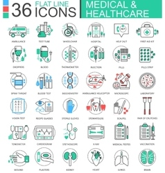 Medical healthcare medicine modern color vector