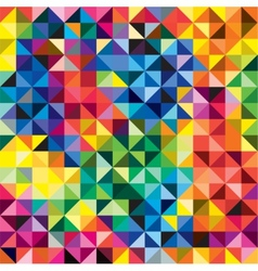 Seamless bright pattern background vector image