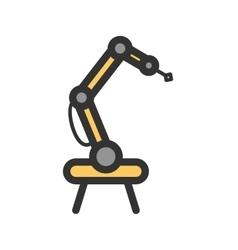 Industrial robot ii vector