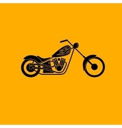 Low rider icon vector