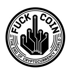 digital currency humor vector image