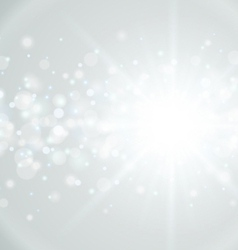 lens flare abstract light vector image vector image