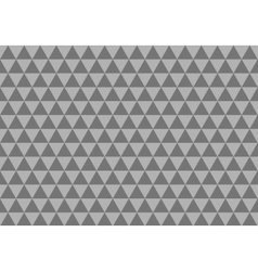 Triangular background geometric pattern vector