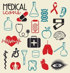 Medical elements resize vector