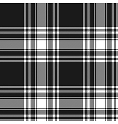 Menzies tartan black kilt skirt fabric texture vector