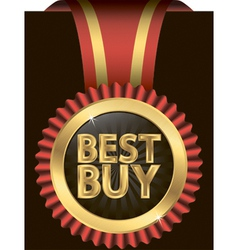 Best Buy Guarantee Offer vector image vector image